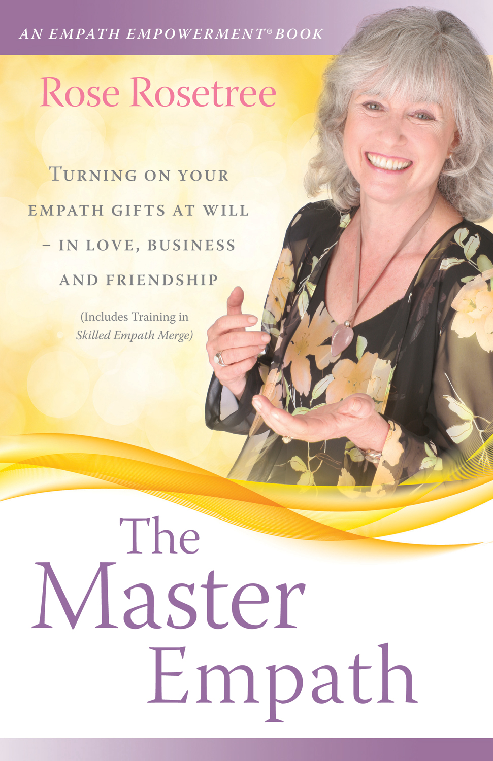 Cover of The Master Empath by Rose Rosetree